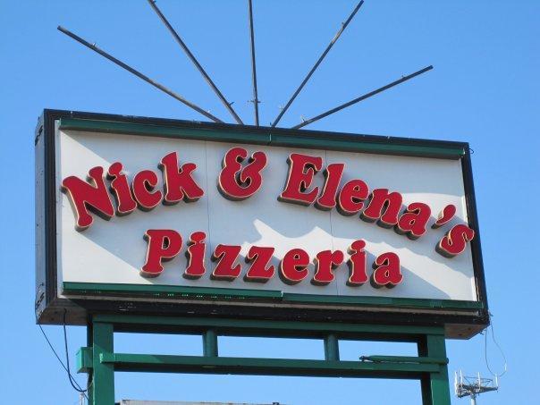Nick & Elena's Pizzeria, Saint Louis MO