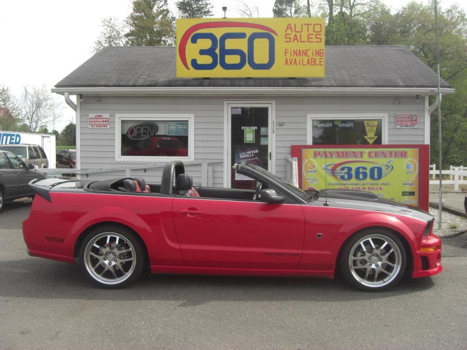 360 Auto Sales, East Bend NC