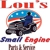 Lou's Small Engine Parts & Service