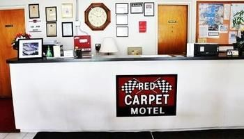Red Carpet Motel, Knoxville IA