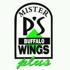 Mr. P's buffalo wings