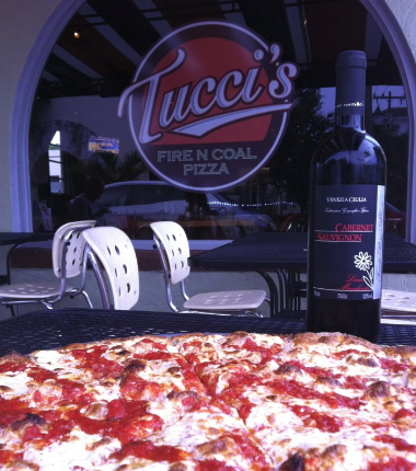 Tucci's Fire N Coal Pizza, Boca Raton FL