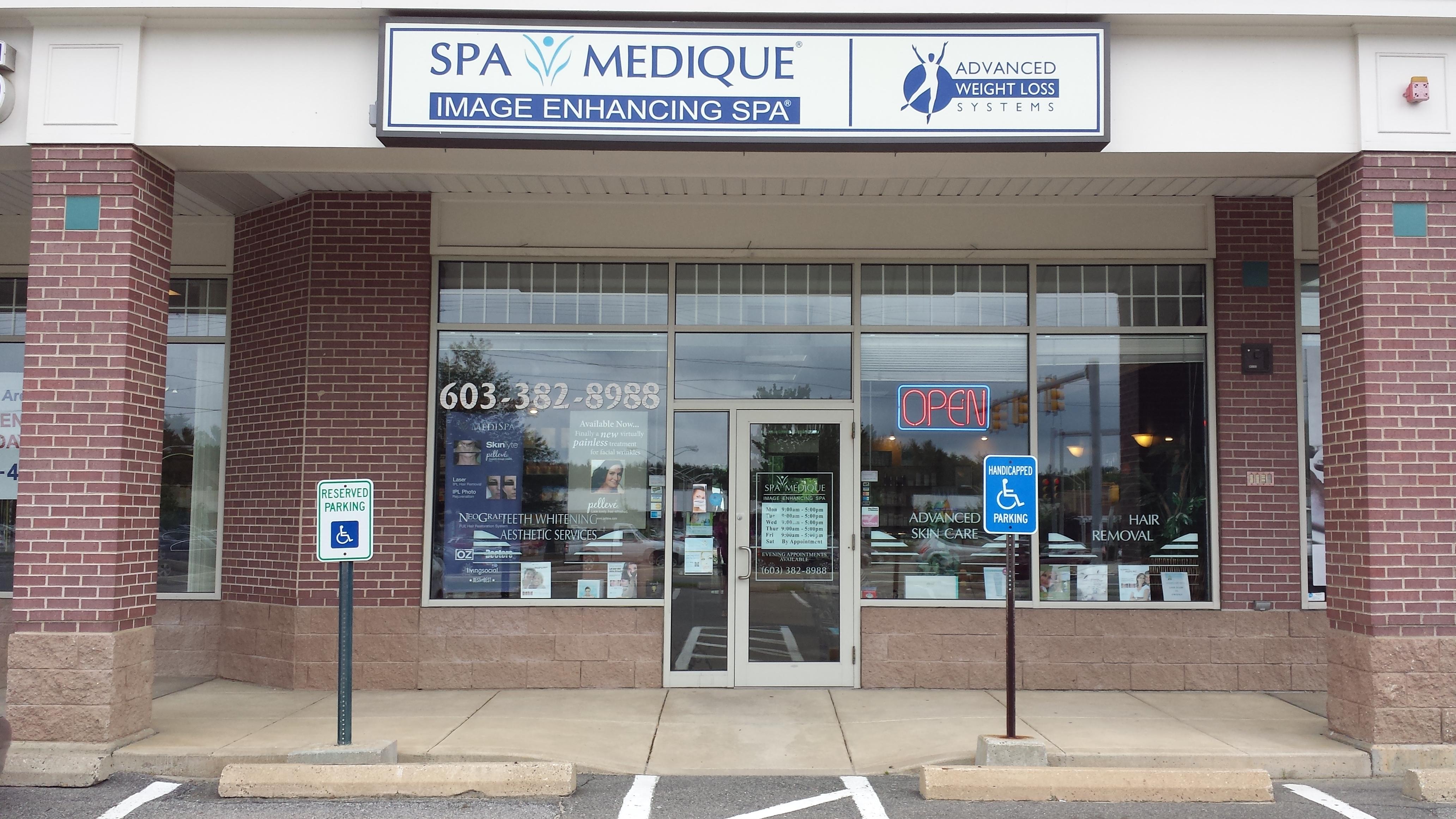 Spa Medique, Plaistow NH