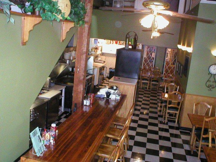 Buster's Main Street Cafe, Cottage Grove OR