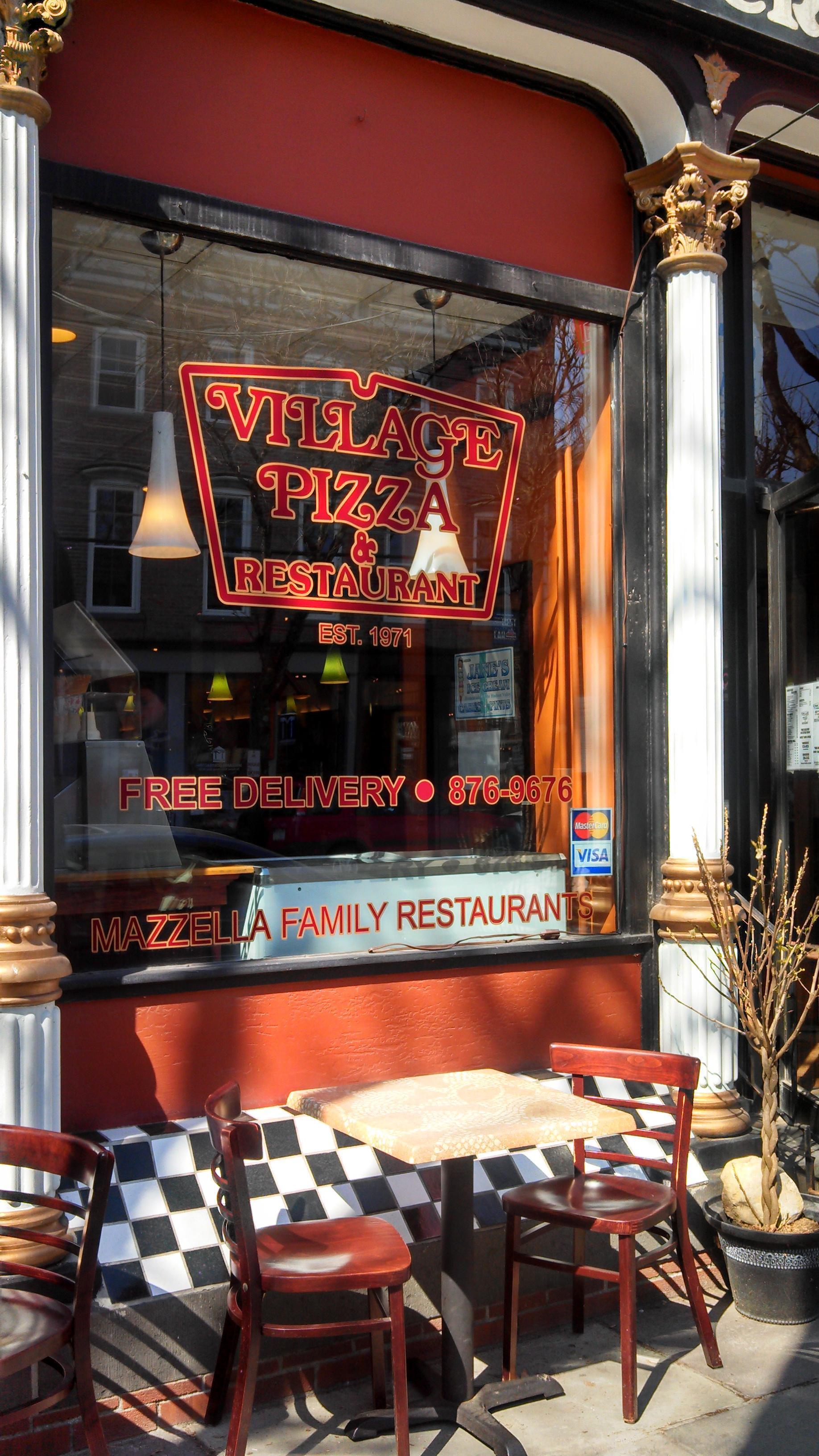 Village Pizza of Rhinebeck, Rhinebeck NY