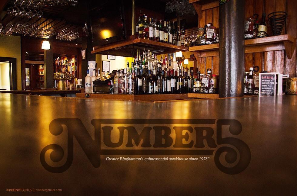 Number 5 Restaurant, Binghamton NY