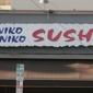 Niko Niko Sushi - West Hollywood, CA