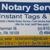Liz Notary Service