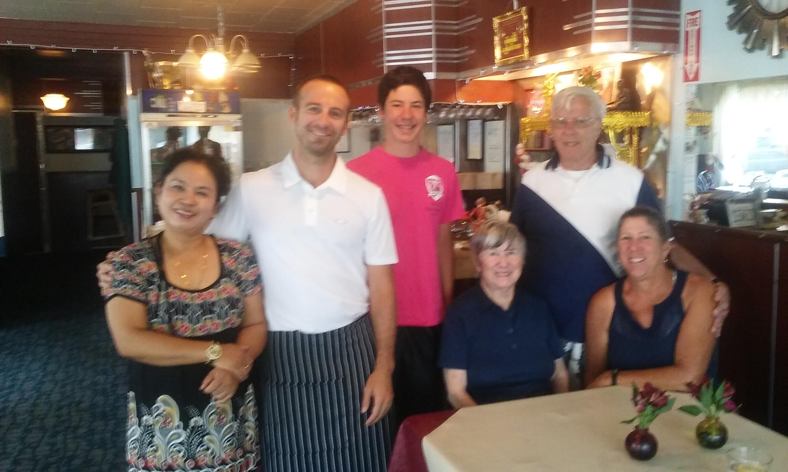 M Thai Restaurant, Skowhegan ME