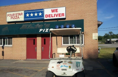 Four Star Pizza - Hermitage, PA