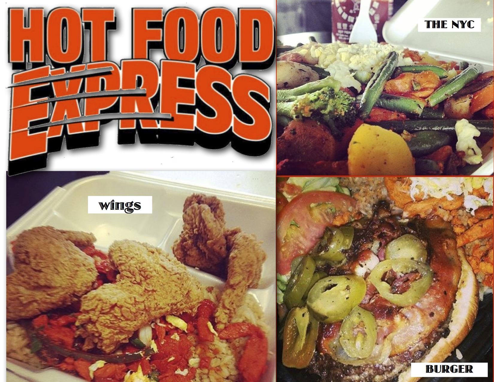 Hot Food Express, Lafayette LA