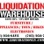 Liquidation Warehouse