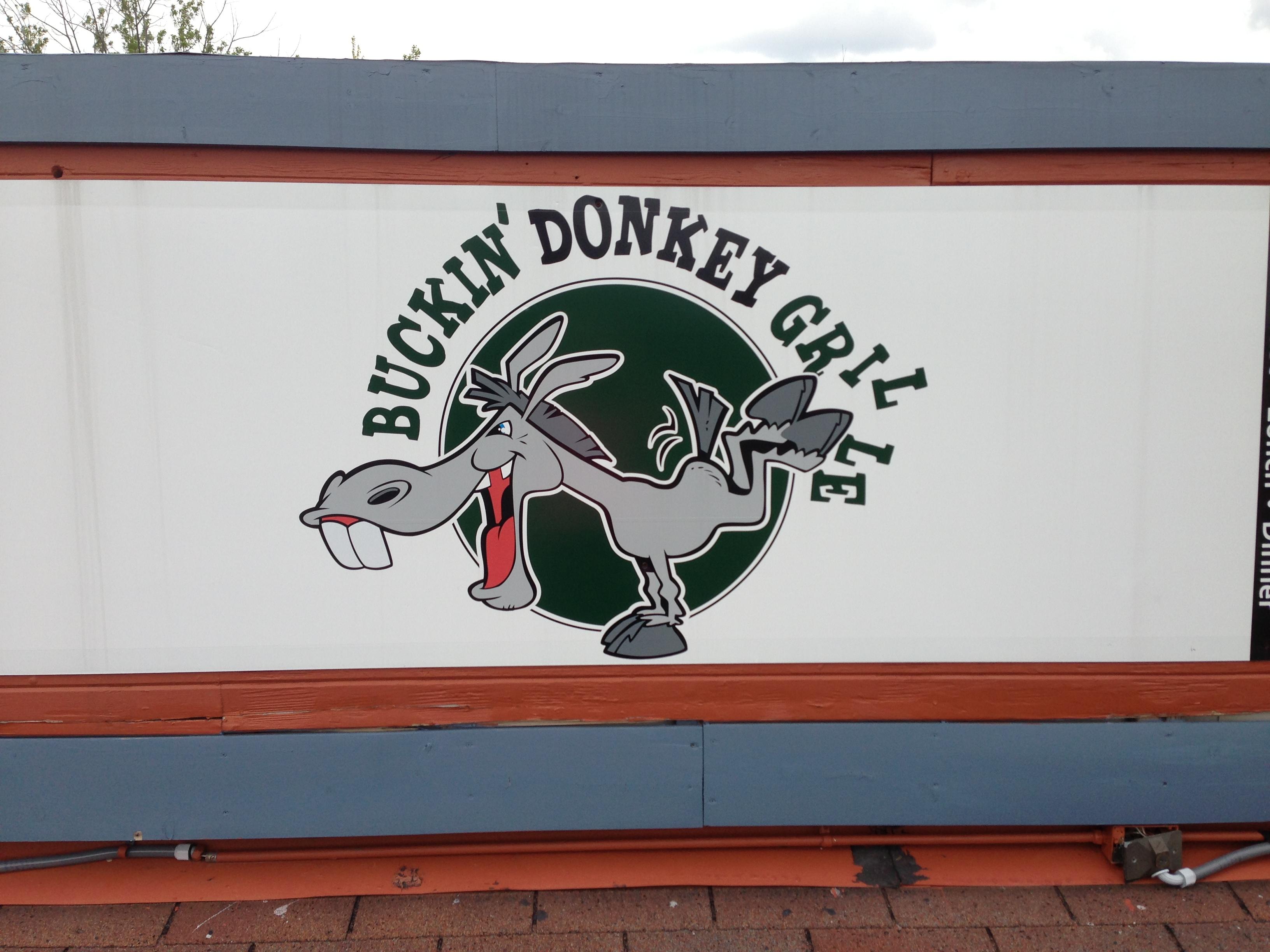 Buckin Donkey Grille, Kettering OH