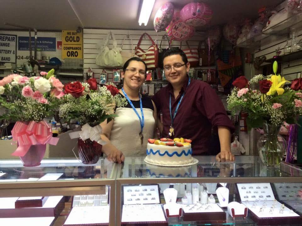 Golden Jewelers & Gift Shop, Elizabeth NJ