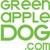 Green Apple Dog