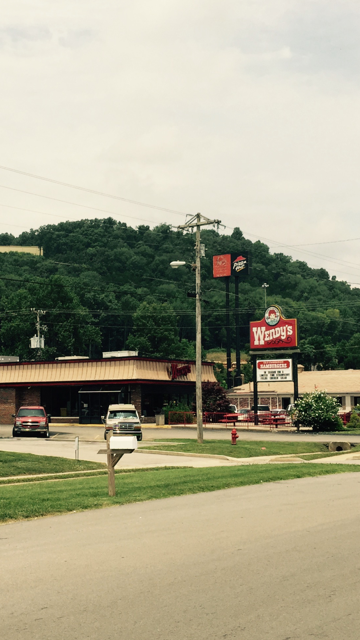 Wendy's, Cave City KY