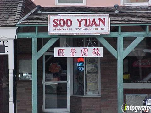 Soo Yuan Restaurant, Calistoga CA