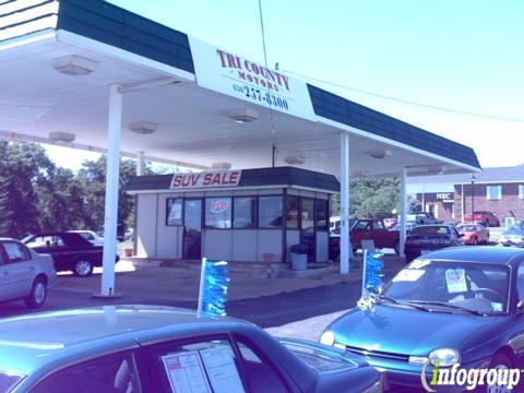 Tri County Motors, Pacific MO