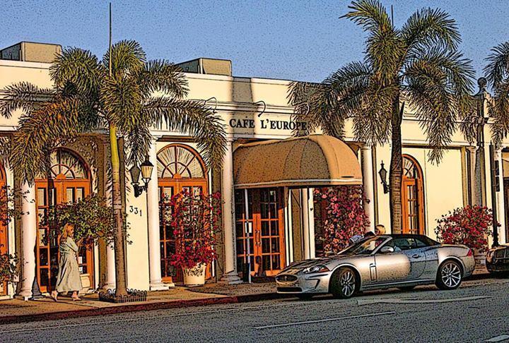 Cafe L Europe Palm Beach Fl