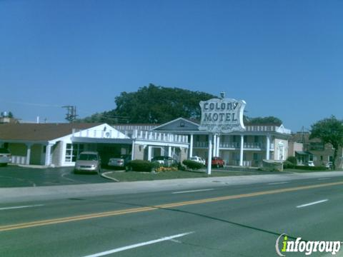 Colony Motel, Brookfield IL