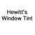 Hewitt's Window Tint