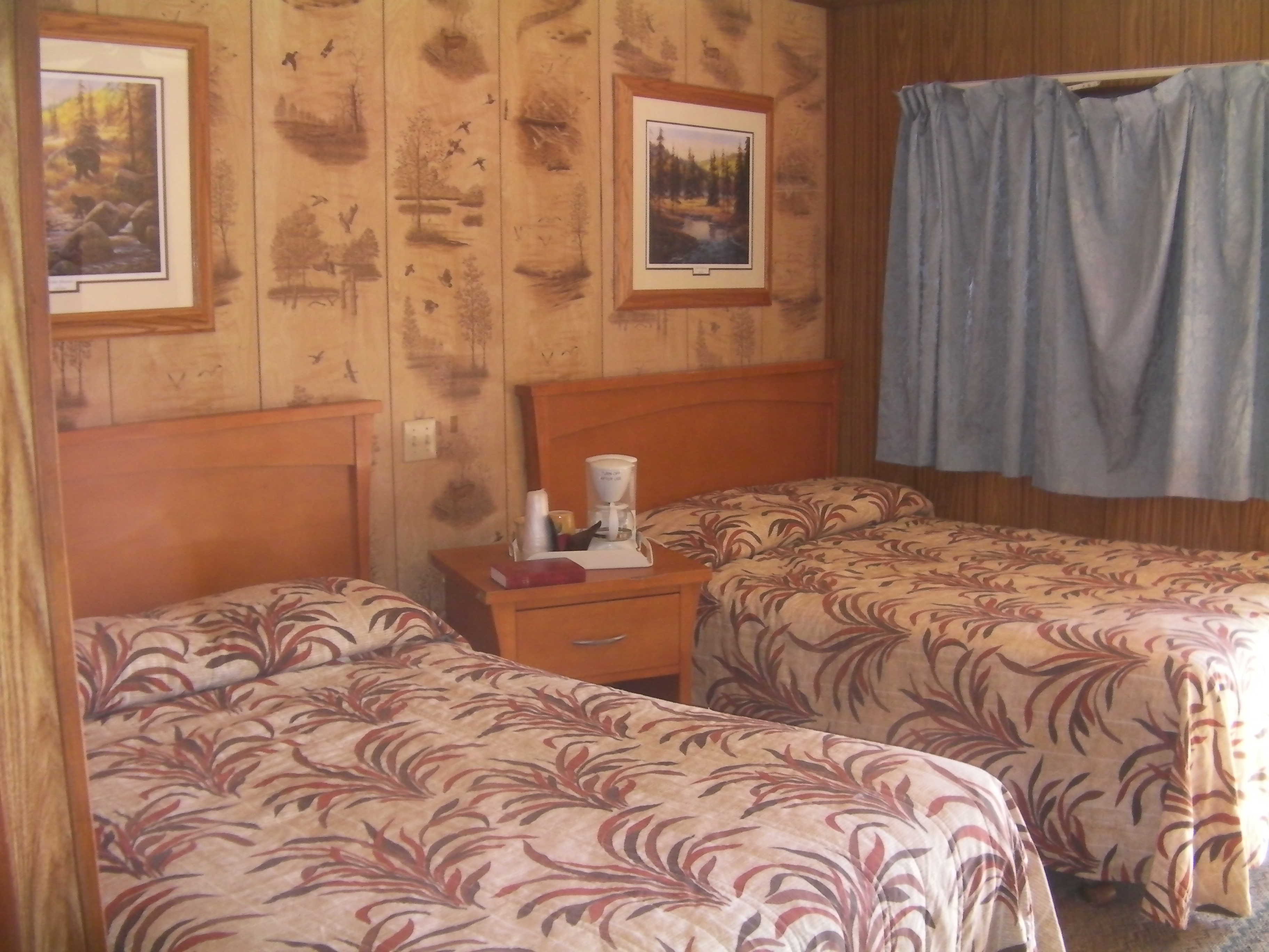 blueridge motel cabins rvpark., pinetop AZ