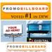 Promo Billboard Outdoor Advertising Dallas