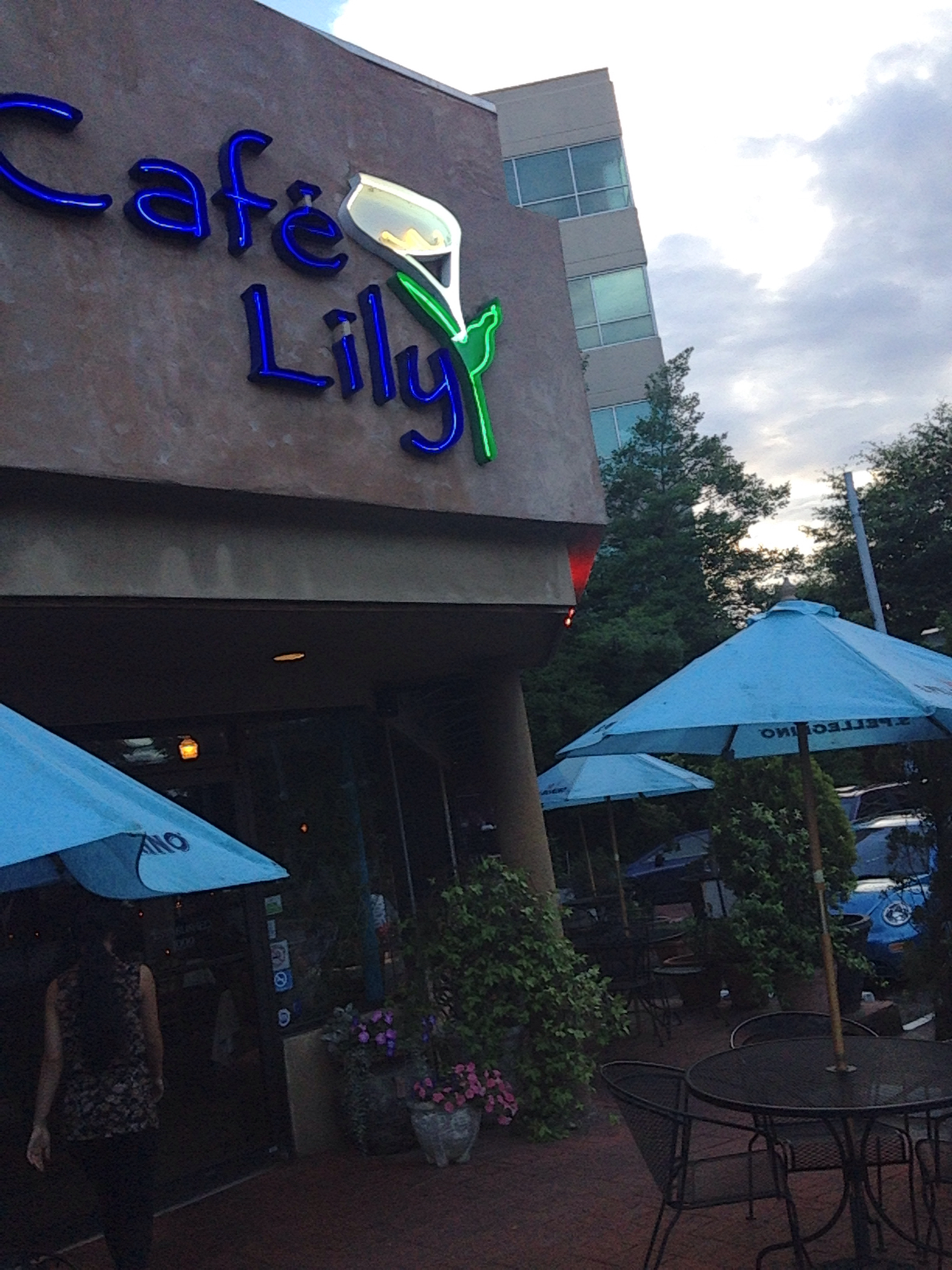 Cafe Lily, Decatur GA