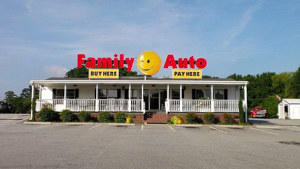Family Auto of Anderson, Anderson SC