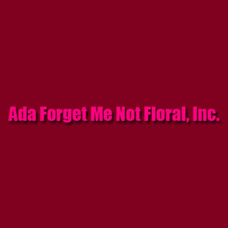 Ada Forget Me Not Floral Inc., Ada OK