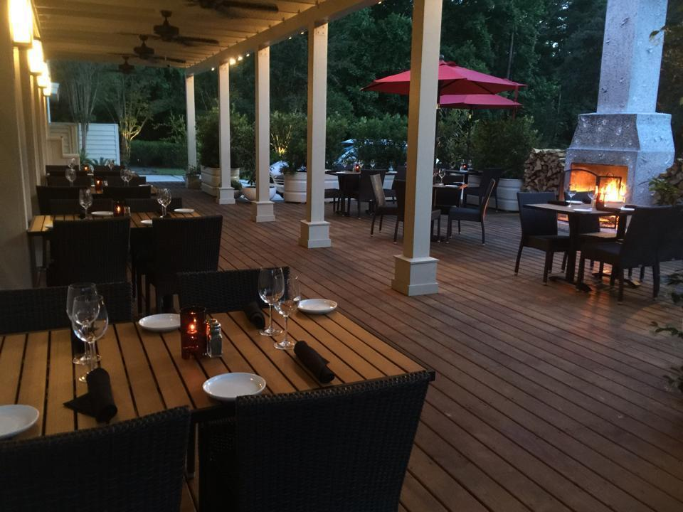 Red Fish Restaurant, Bluffton SC