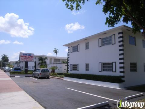 May-Dee Motel Apartments, Hollywood FL