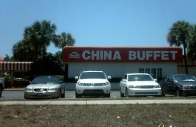 China Buffet - Tampa, FL