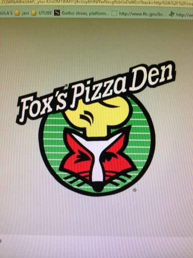 Fox's Pizza Den, Fort Ashby WV