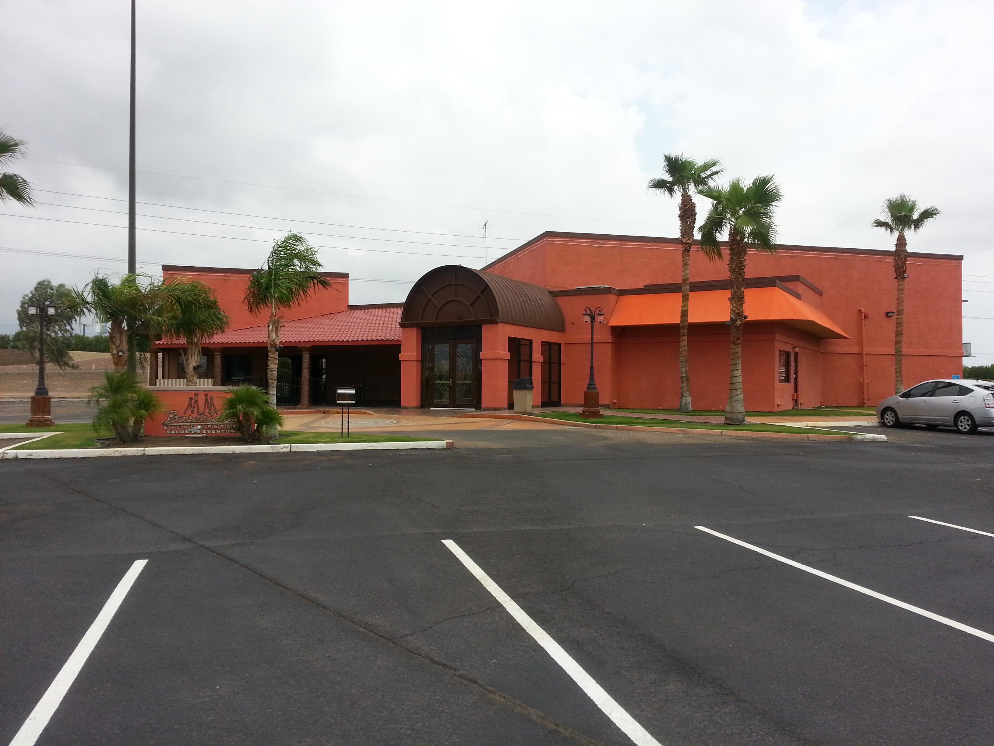 BARCELONA EVENT CENTER, El Centro CA