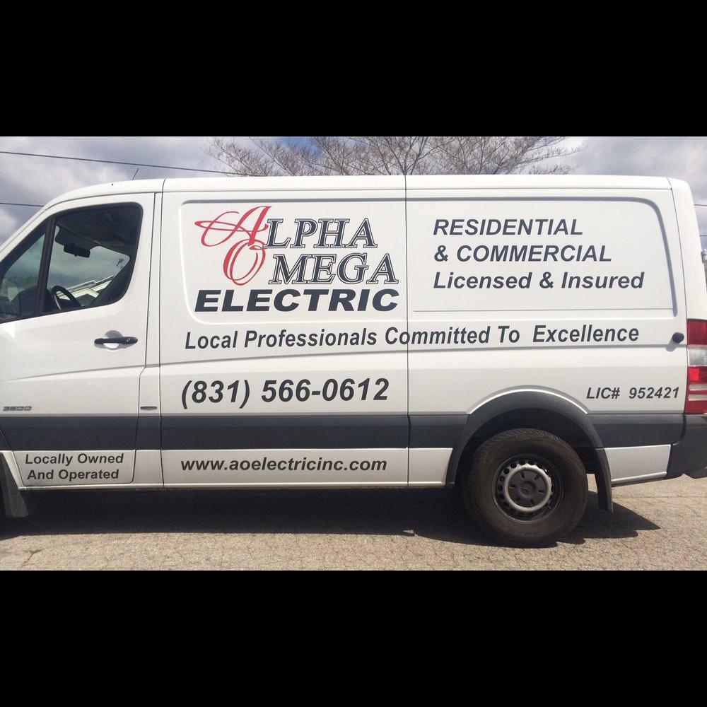Alpha omega electric santa cruz ca 95060 for Garage door repair santa cruz