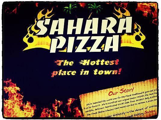 Sahara Pizza, Stanwood WA