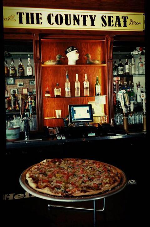 The County Seat Pub & Pizzeria, Morris IL