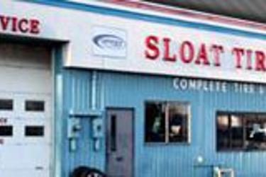 Sloat Tire Shop