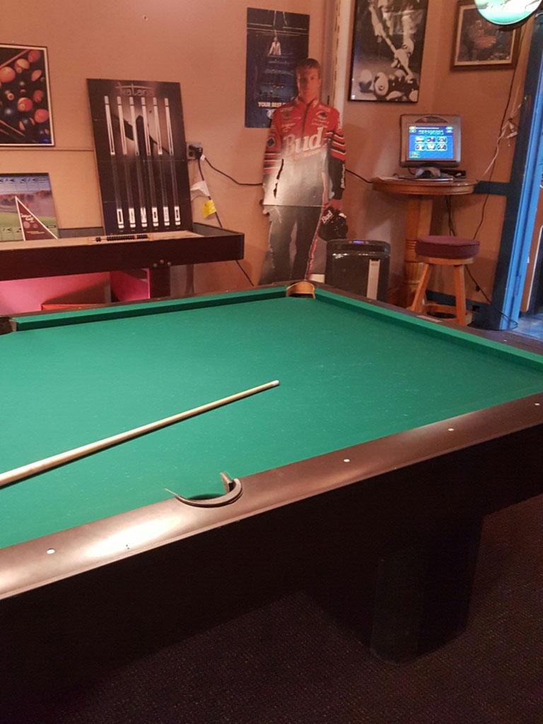 Mecca Billiards, Fresno CA