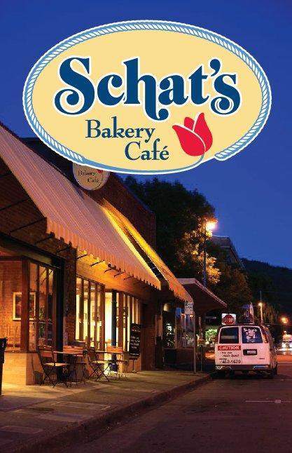 Schat's Courthouse Bakery & Cafe, Ukiah CA