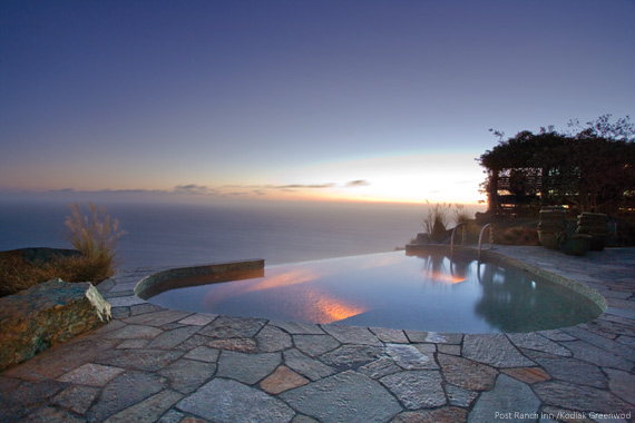 America's Fabulous Hotel Pools... With a View