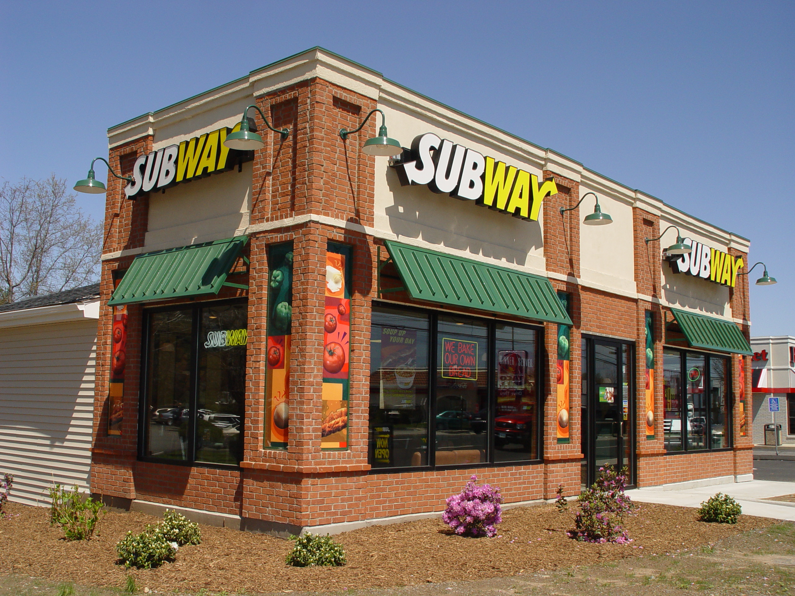 Subway, Geismar LA