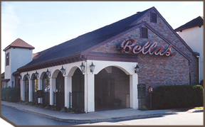 Bella's Italian Restaurant, Rockland MA