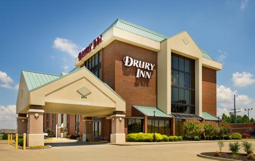 Drury Inn Paducah - Paducah, KY