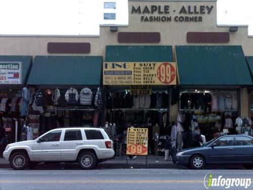 King Formal Wear - Los Angeles, CA