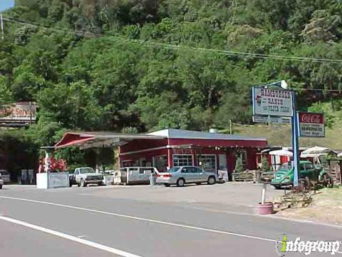 Hamburger Ranch & Bar B Que, Cloverdale CA