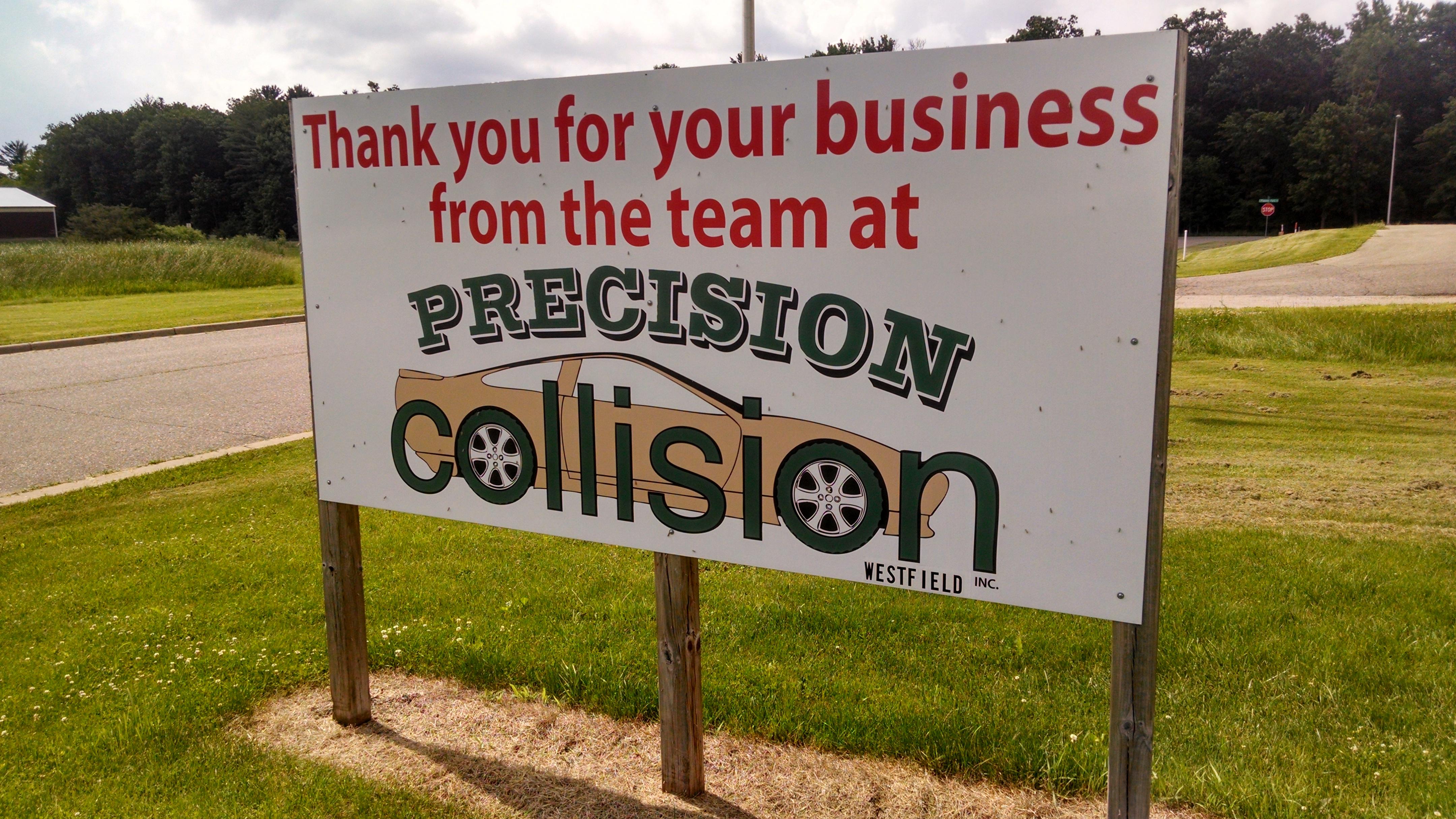 Precision Collision Inc., Westfield WI