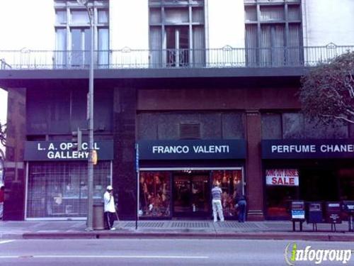 Franco Valenti Italian Men's - Los Angeles, CA