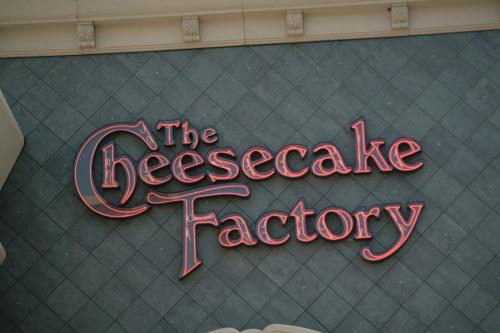 The Cheesecake Factory, Leawood KS
